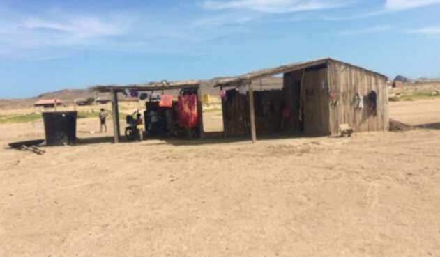 Sequía en La Guajira.