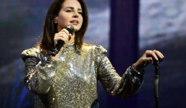 Lana del Rey anuncia su nuevo disco