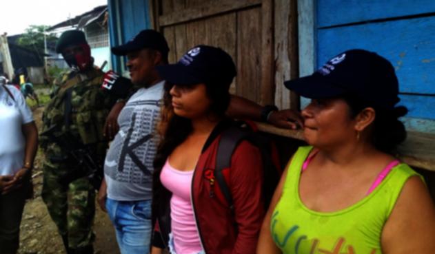 ELN libera a menor en Chocó