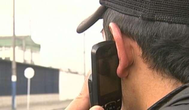 Interceptación de llamadas