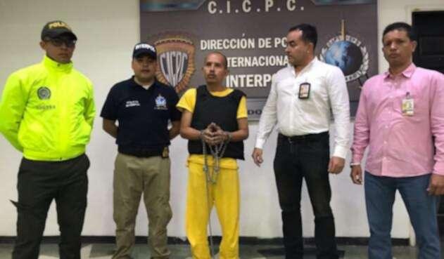 La Fiscalía acusaba a el Lobo Feroz de un caso de violación a un niño en Barranquilla en 2008.
