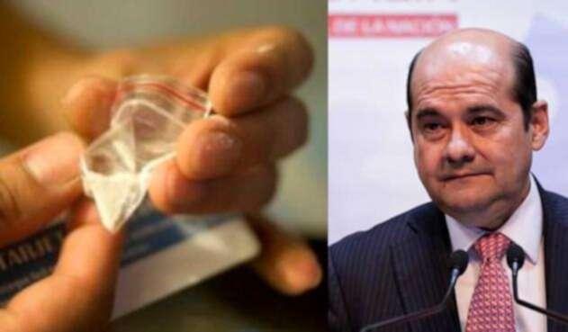 Luis González explicó cómo operaba la red de narcomenudeo