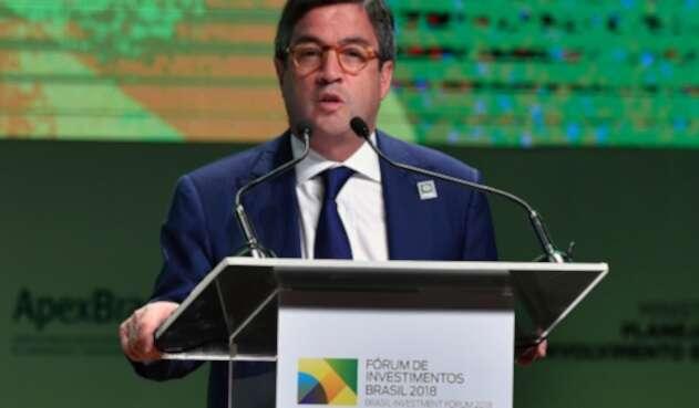 Luis Alberto Moreno, presidente del Banco Interamericano de Desarrollo