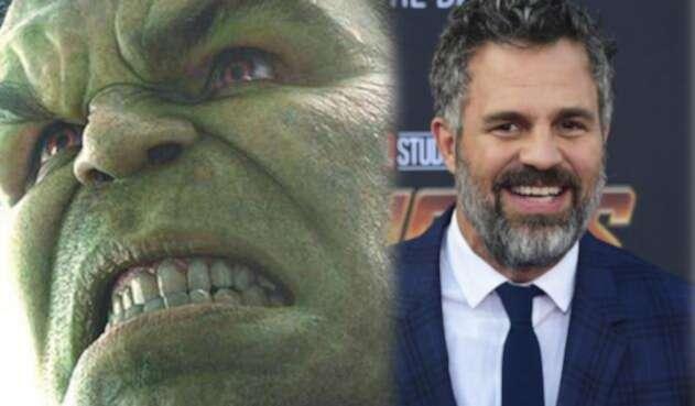 Mark Ruffalo es Bruce Banner (Hulk) en Avengers