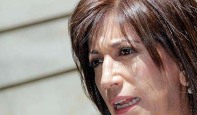 Martha Lucía Zamora fue secretaría general de la JEP