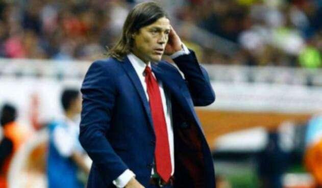 Matías Almeyda, técnico de fútbol