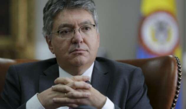 Mauricio Cárdenas, exministro de Hacienda.