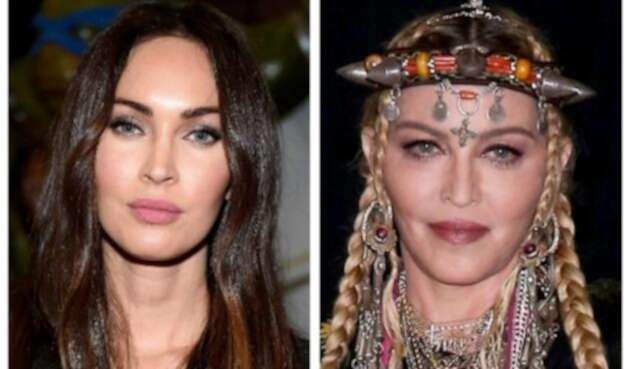 Megan Fox y Madonna