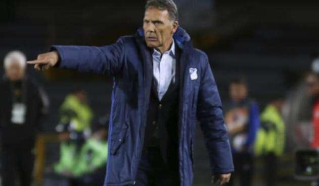 Alianza Lima oficializó a Miguel Ángel Russo como nuevo entrenador.
