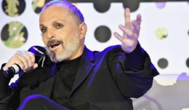 Miguel Bosé, cantautor español