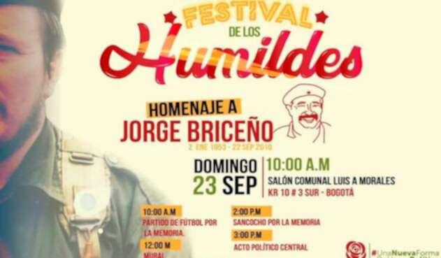 El homenaje que promueven las Farc a Víctor Julio Suárez Rojas, alias Jorge Briceño Suárez o alias Mono Jojoy