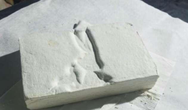 La narconave llevaba 191 kilogramos de cocaína