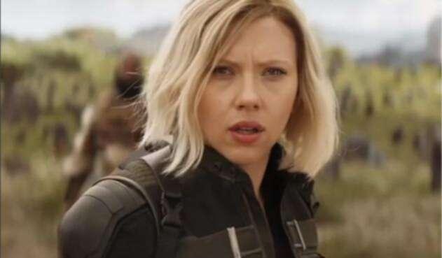 Viuda negra aspecto de scarlett johansson ser relevante - Natacha avenger ...