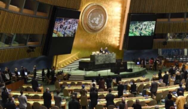 Asamblea ONU