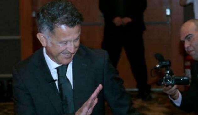 Juan Carlos Osorio, técnico de Paraguay