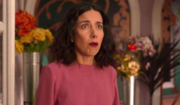 Paulina, 'La casa de las flores'