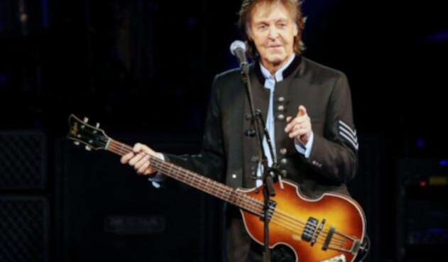Paul McCartney vuelve a la cima de ventas en Estados Unidos