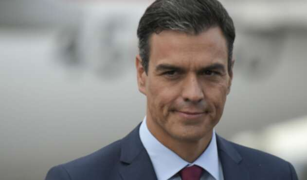 Pedro Sánchez, jefe gobierno español