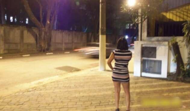 Prostituta - Imagen de referencia
