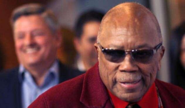 Quincy Jones, uno de los mejores productores musicales de la historia