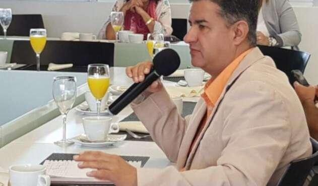 Representante a la Cámara por Antioquia, Jhon Jairo Berrío.