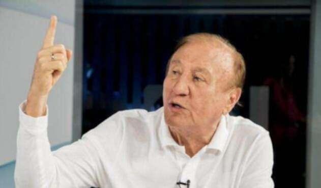 Alcalde de Bucaramanga, Rodolfo Hernández.