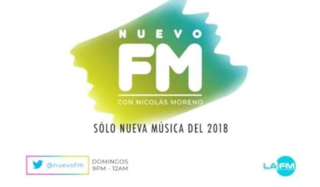 #NuevoFm – Playlist 223 / Domingo 16 de Septiembre 2018