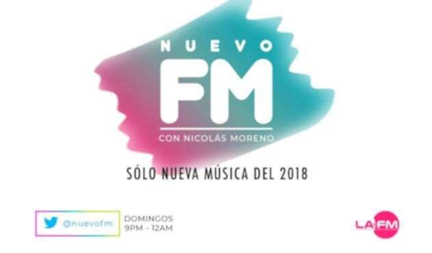 #NuevoFm – Playlist 224 / Domingo 23 de Septiembre 2018