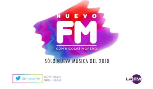 #NuevoFm – Playlist 222 / Domingo 09 de Septiembre 2018