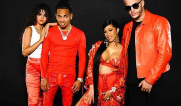 Ozuna, Cardi B, Selena Gomez y DJ Snake