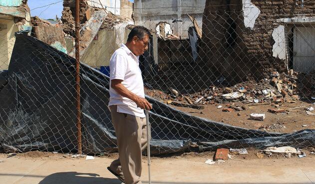 Sobreviviente terremoto México