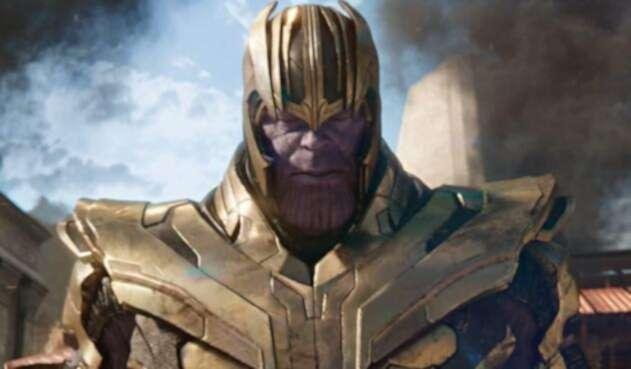 El villano Thanos, el más fuerte del MCU