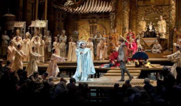 La ópera de Puccini se podrá ver en Cine Colombia