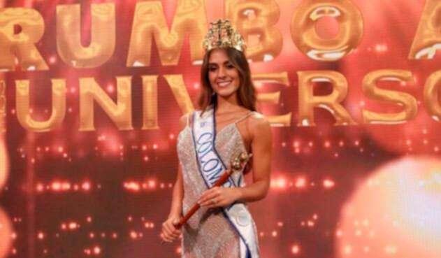 Valeria Morales, nueva Miss Colombia