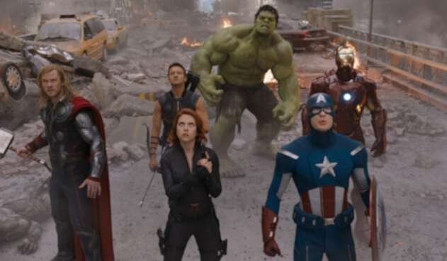 Los Vengadores (2012)