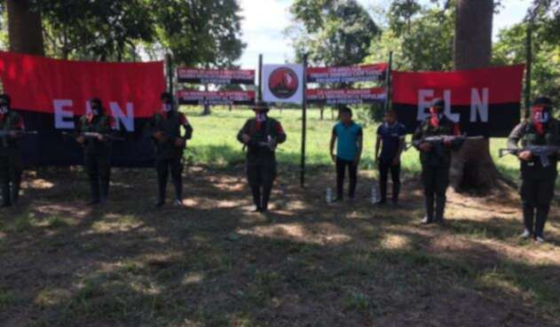 Liberación indígenas Arauca