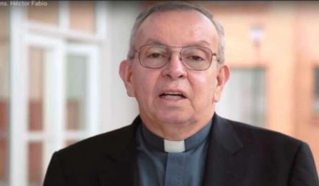 Monseñor Héctor Fabio Henao, de la Pastoral Social de la Conferencia Episcopal