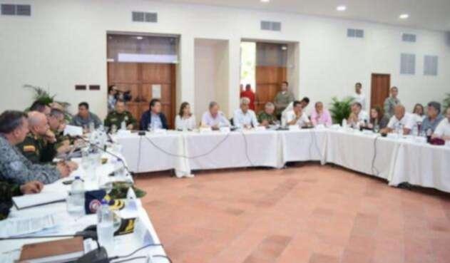 Reunión Cartagena