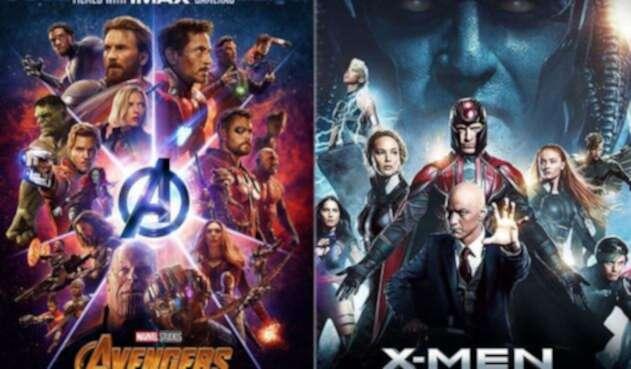 X-Men - Avengers