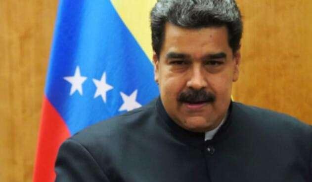 Nicolás Mauro presidente de Venezuela