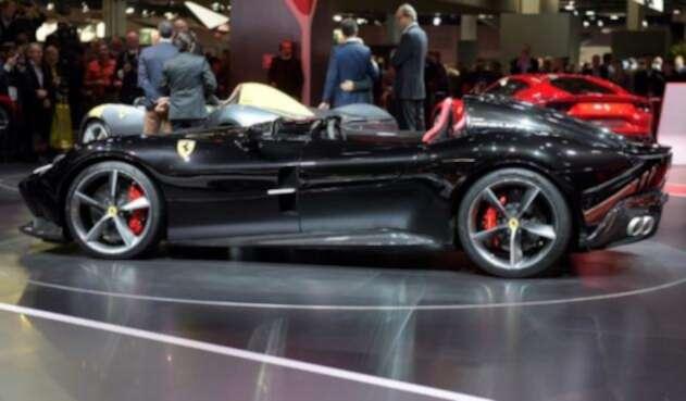 Ferrari Monza SP2 edición limitada