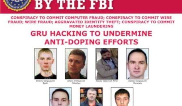 FBI agentes rusos espías