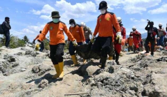 Tragedia en Indonesia