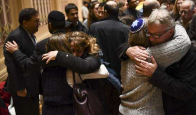Ataque sinagoga en Estados Unidos