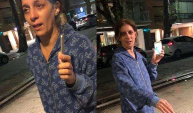Una mujer argentina agredió a dos jóvenes por ser extranjeras