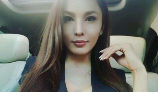 Belguun Batsukh, Miss Mongolia