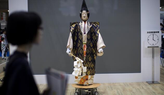 Robots utilitarios en Japón