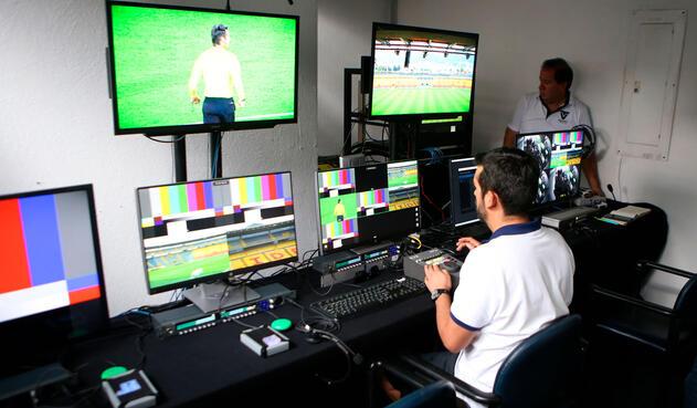 El presidente de la Dimayor advirtió que el próximo año habrá VAR en la final de la Liga Águila.