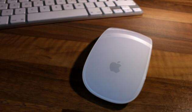 Mouse Apple multi touch