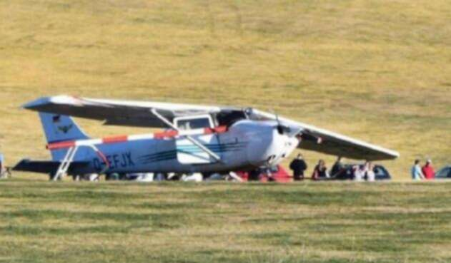 Avioneta alemana